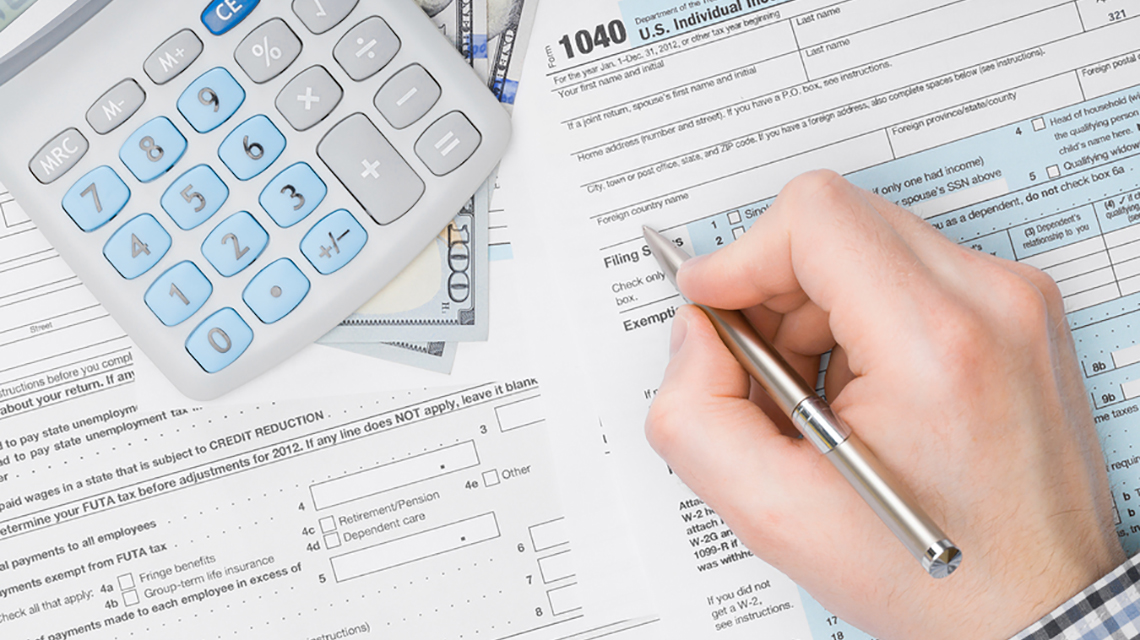 Tax Returns for Sick or Disabled Person